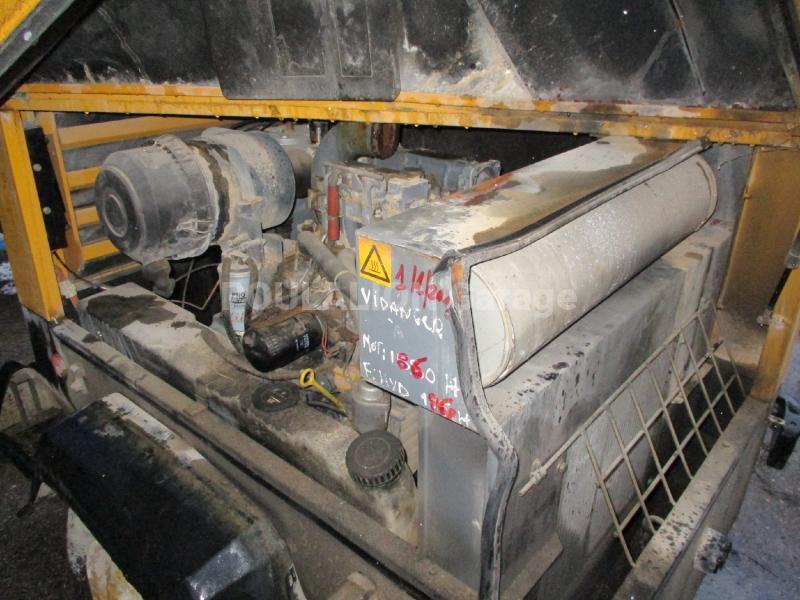 Matériel de chantier Atlas copco XAS 46 Compresseur