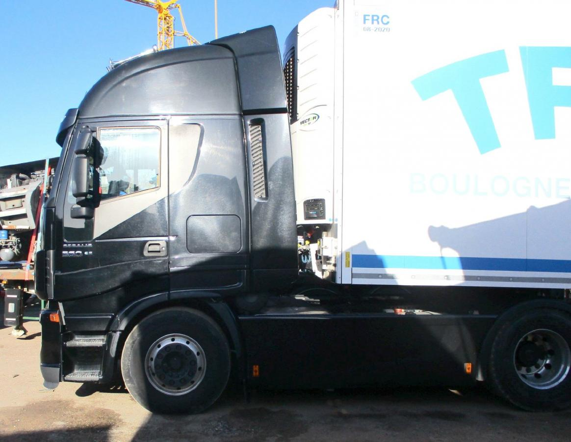 Tracteur Iveco Stralis AS 440 S 56 TP