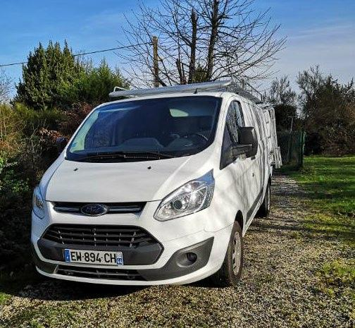 Utilitaire Ford Transit 2.0 TDCi Fourgon Fourgon tôlé