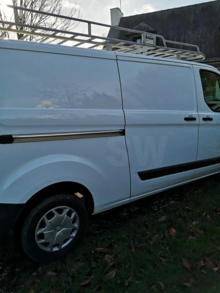 Utilitaire Ford Transit 2.0 TDCi Fourgon Fourgon tôlé