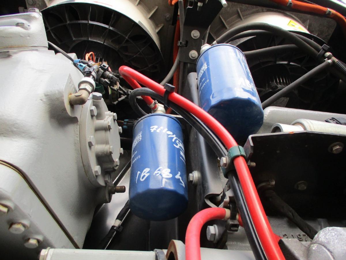 Semi-remorque Krone Cool Liner Steel Frigo Multi température