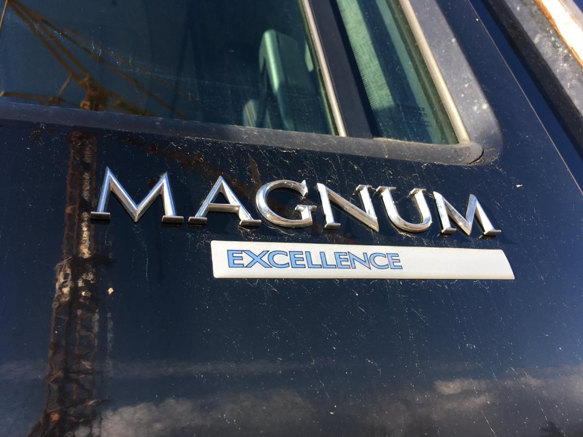 Tracteur Renault Magnum 520 DXI