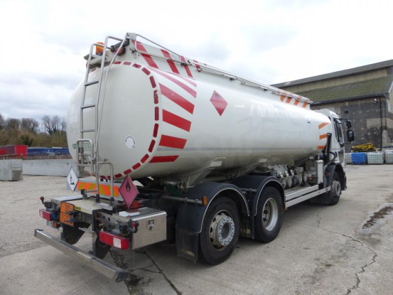 Camion Volvo FE 320 Citerne Hydrocarbures