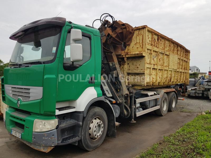Camion Renault Premium Lander 410 DXI Polybenne