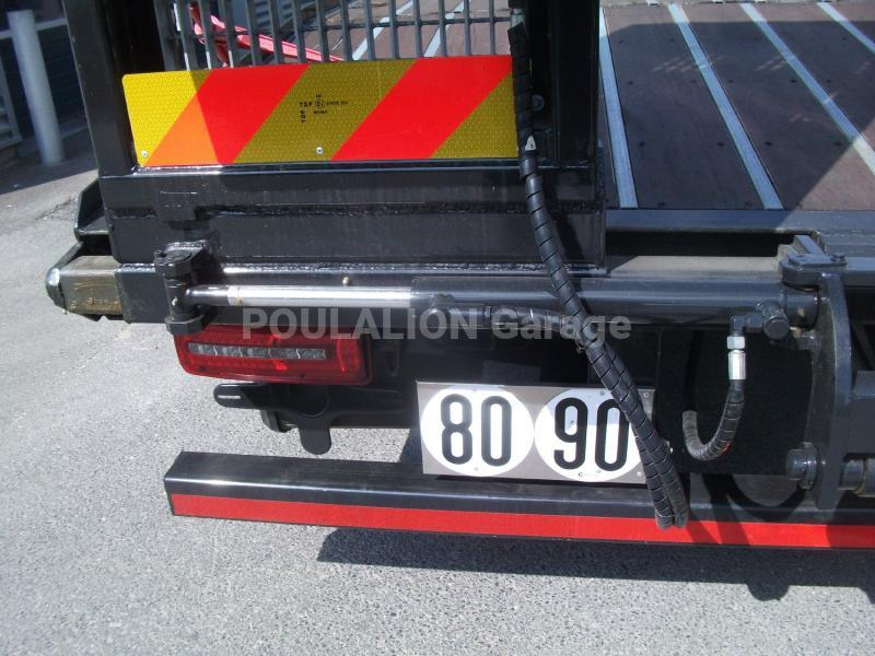 Camion MAN TGS 35.470 Porte engins