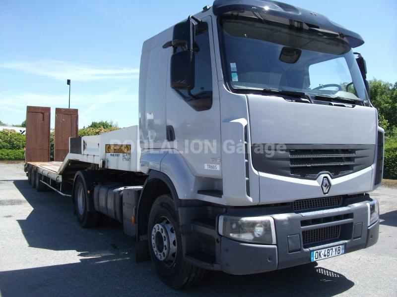 Tracteur Renault Premium Lander 450 DXI
