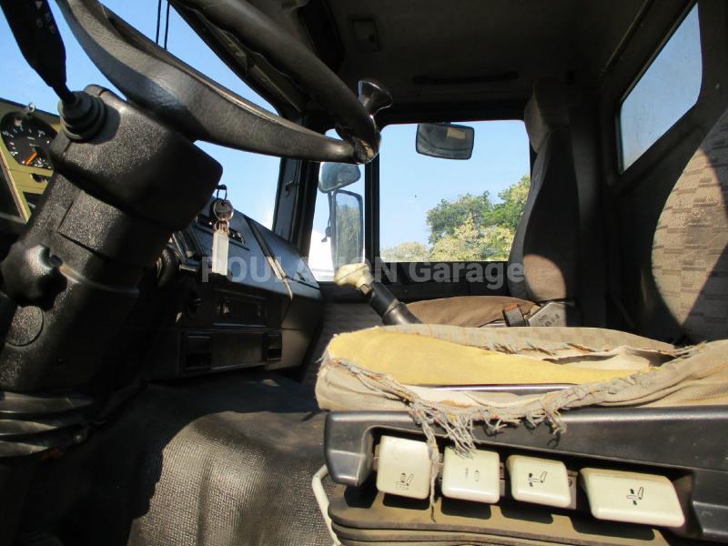 Camion MAN 26.322 Polybenne