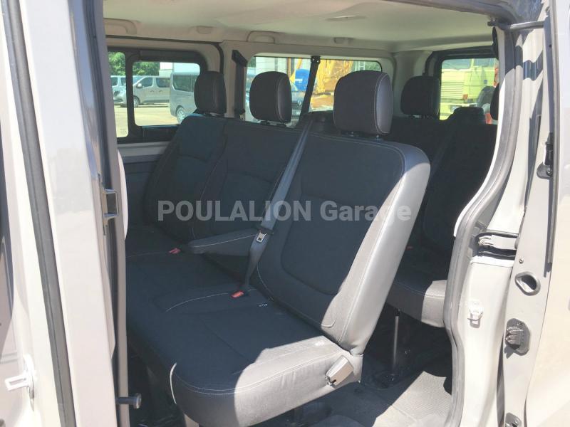 Utilitaire Renault Trafic 125 DCI Véhicules spéciaux