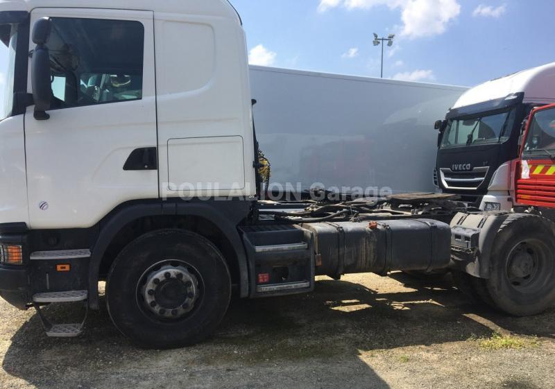 Tracteur Scania G 490