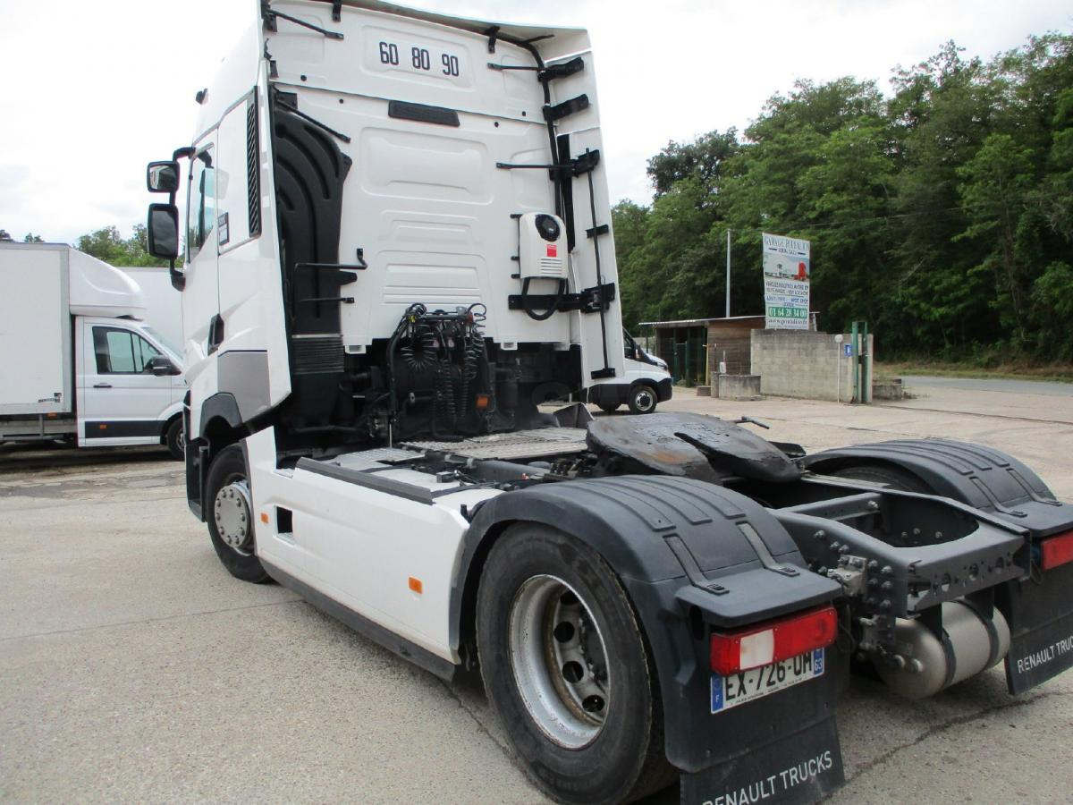 Tracteur Renault Gamme T High 520 T4X2 E6