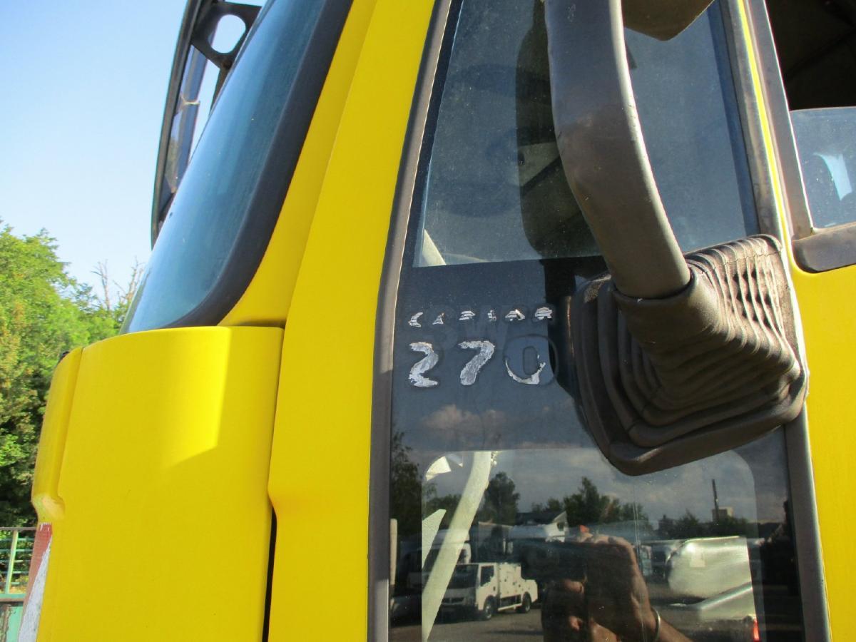 Camion Iveco Eurotech Cursor 270 Benne Benne arrière