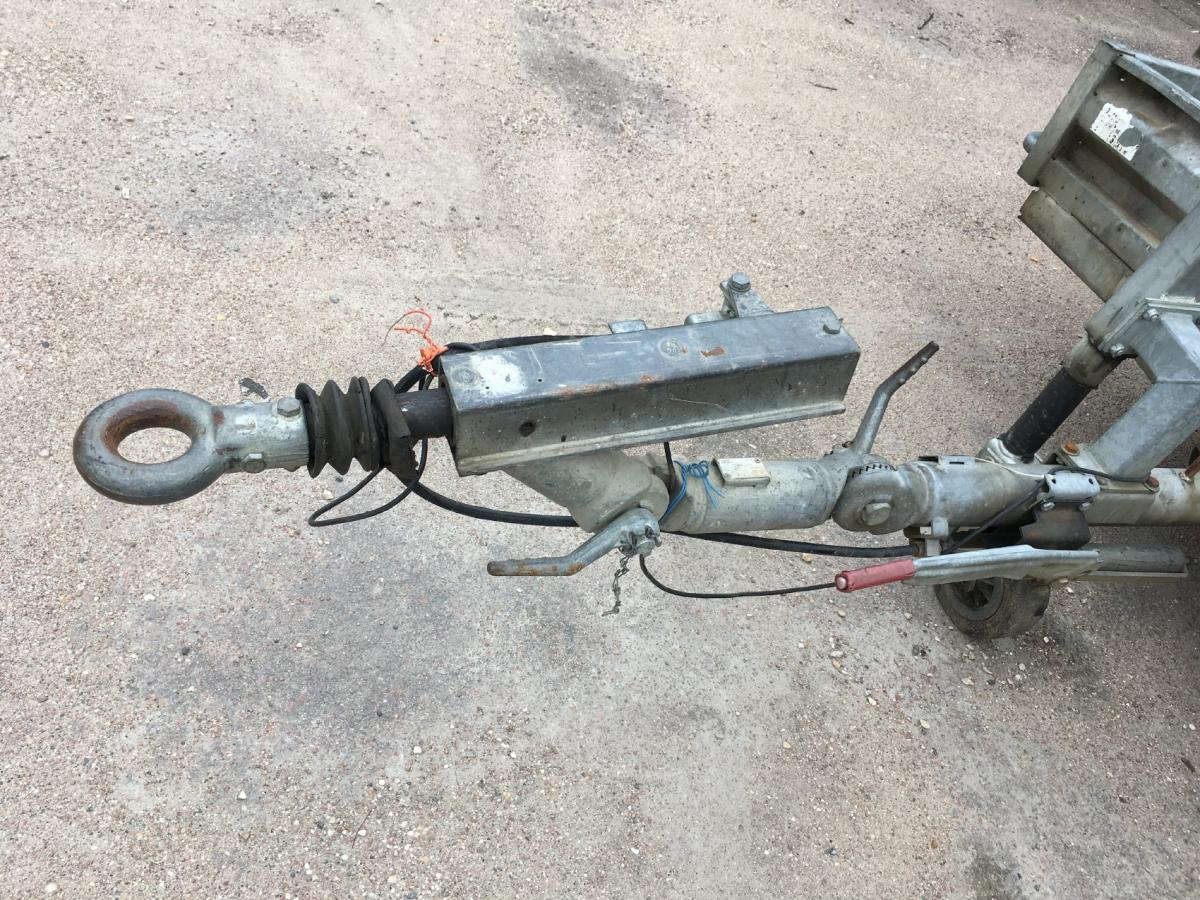 Remorque légère YSM TP35