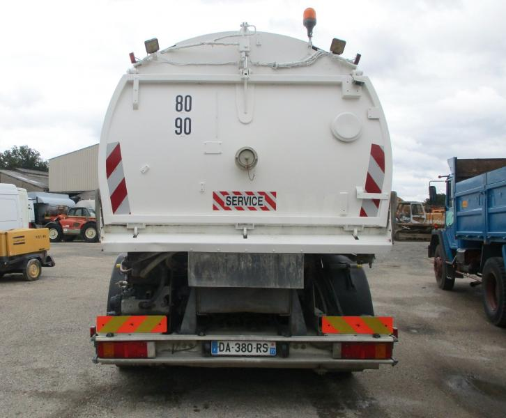 Engin de voirie Scania G 94G230 Camion balayeuse