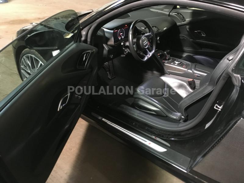 Voiture Audi R8 R8 COUPÉ V10+ 610CH QUATTRO S TRONIC Coupé