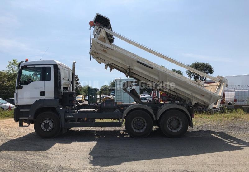 Camion MAN TGS 33.460 Benne Bi-benne