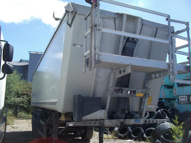 Semi-remorque Schmitz Cargobull Benne Benne arrière