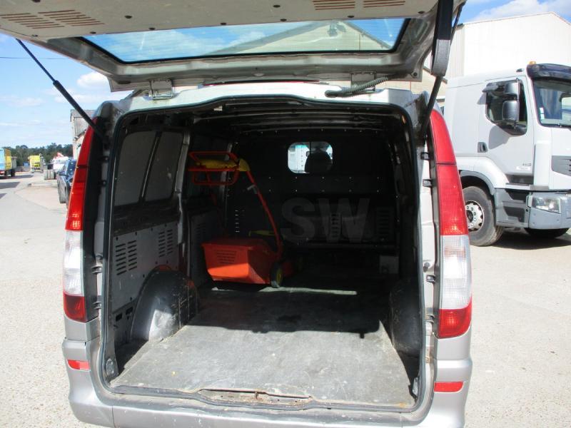 Utilitaire Mercedes Vito 120 CDI Fourgon Fourgon tôlé