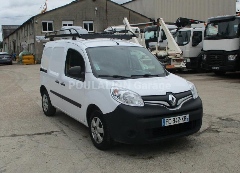 Utilitaire Renault Kangoo DCI Fourgon Fourgon tôlé