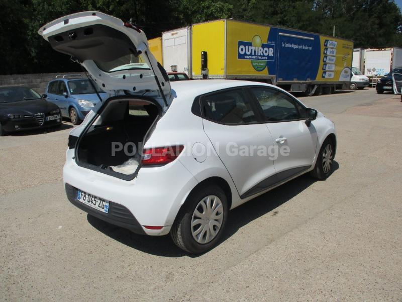 Utilitaire Renault Clio IV 1.5 DCI 90 Fourgon Fourgon tôlé