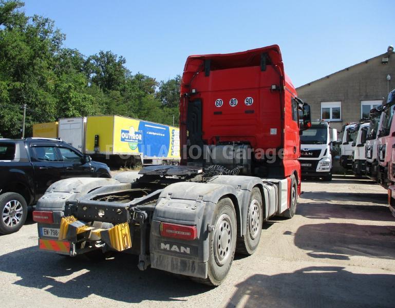 Tracteur MAN TGX 33.540