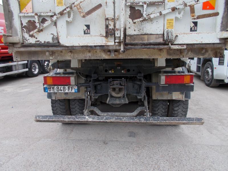 Camion Iveco Trakker AD 340 T 41 Benne Bi-benne