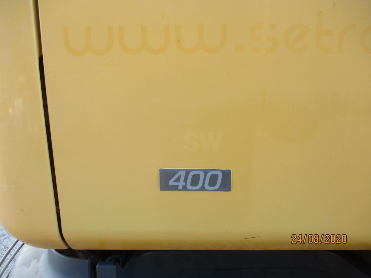 Camion Renault Kerax 410 Polybenne