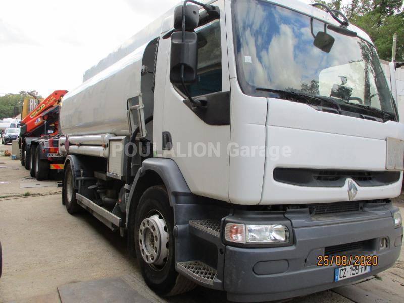 Camion Renault Premium 250 Citerne Hydrocarbures