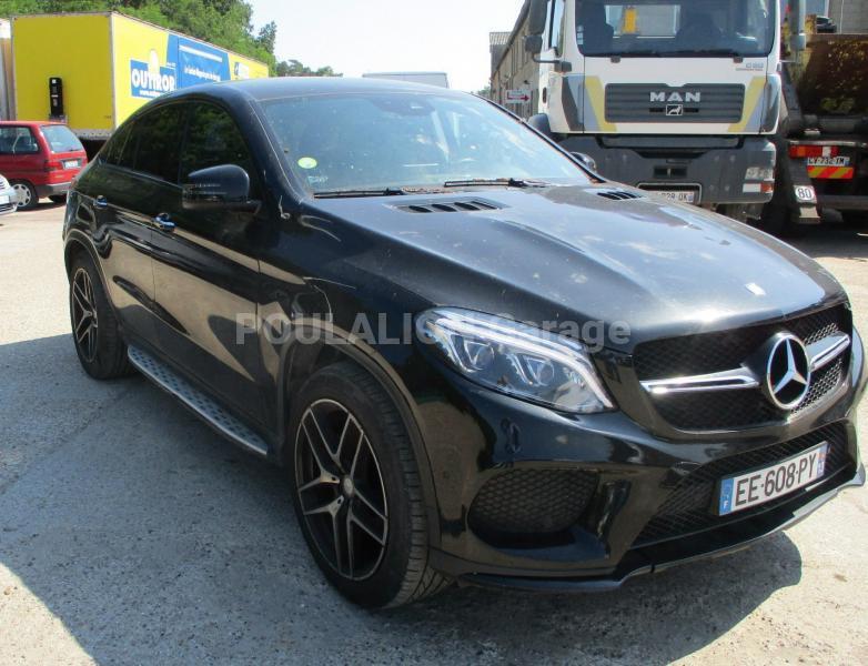 Voiture Mercedes CLASSE GL GLE 350 COUPE Coupé