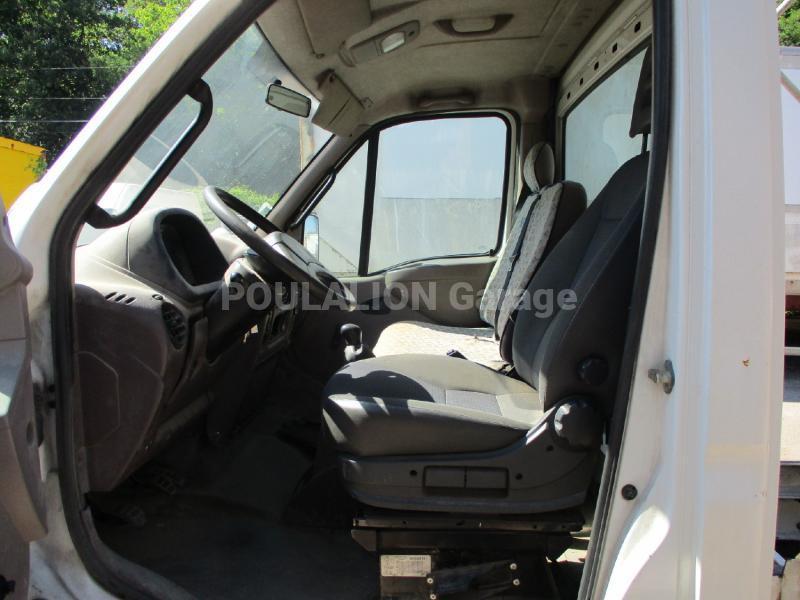 Utilitaire Renault Mascott 90.35 Benne Benne arrière