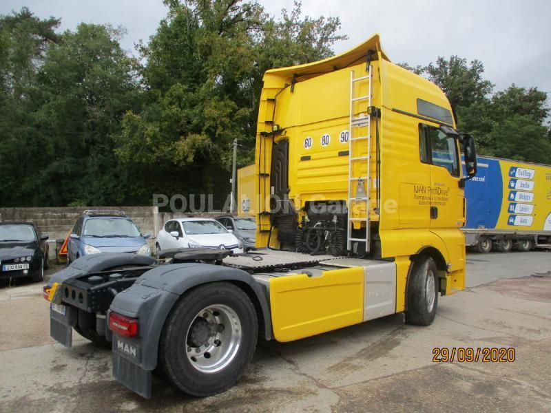 Tracteur MAN TGX 18.540