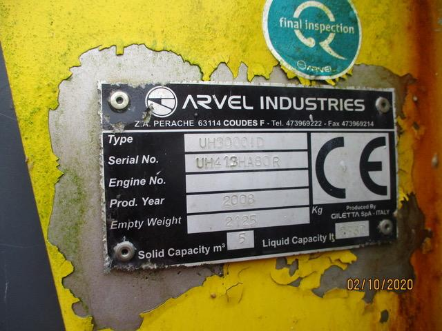 Pièces détachées ARVEL SALEUSE UNICA A CHAINE Autres pièces détachées