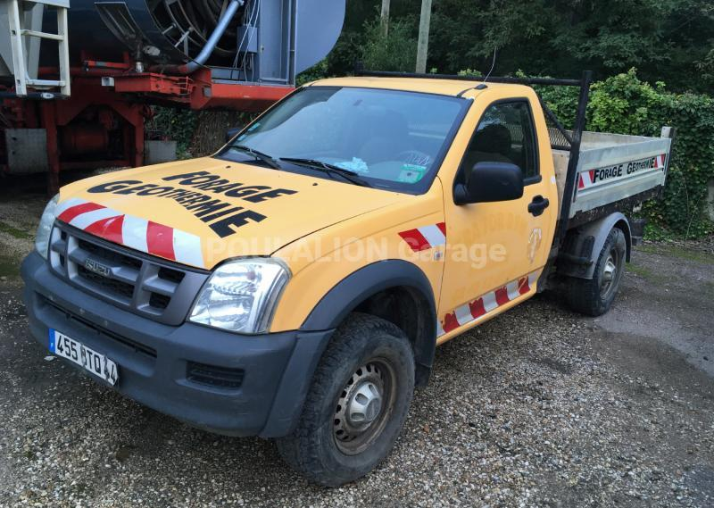 Voiture Isuzu D-MAX Single 3L Pick up