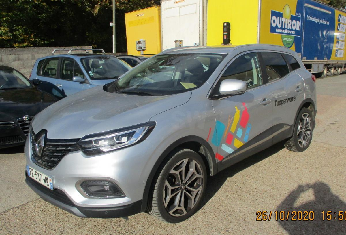 Voiture Renault Kadjar KADJAR 1.5 DCI BLUE 115 Break