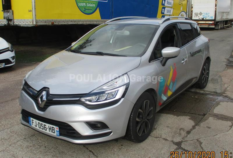 Voiture Renault Clio IV Break