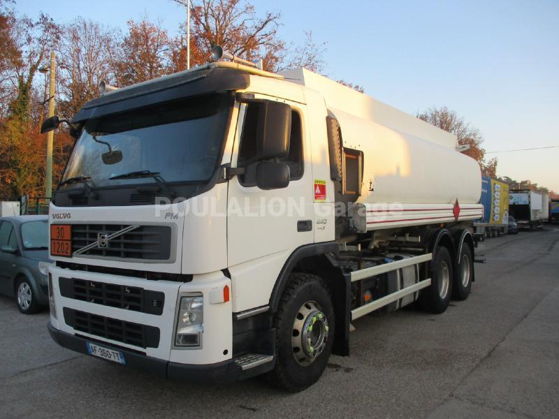Camion Volvo FM 440 Citerne Hydrocarbures
