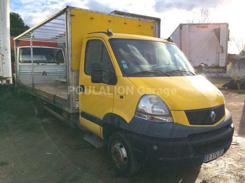 Utilitaire Renault Mascott 160 DXI Plateau
