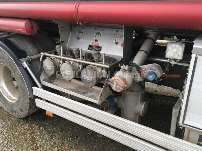 Camion Volvo FM 480 Citerne Hydrocarbures