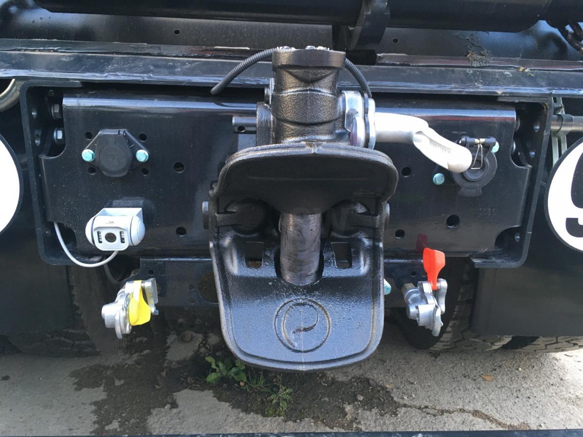 Camion MAN TGS 19.360 Multibenne