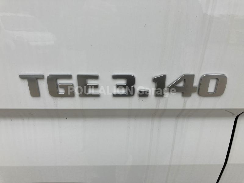 Utilitaire MAN TGE 3.140 Fourgon Fourgon tôlé
