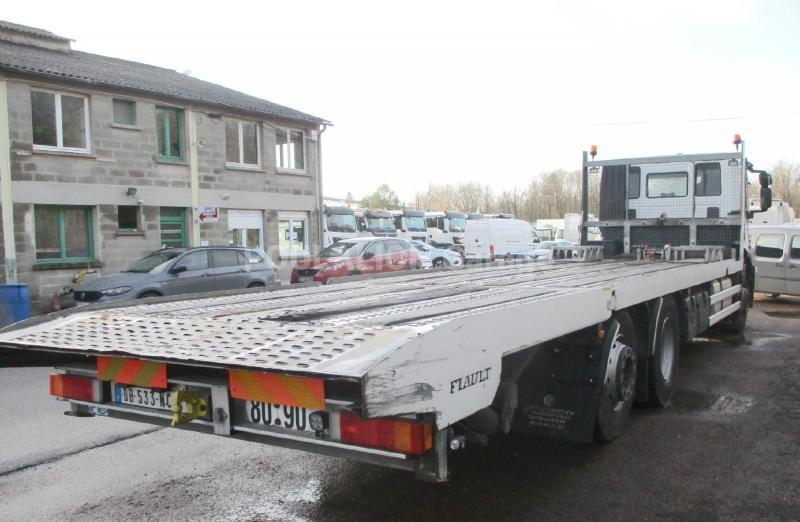 Camion Iveco Stralis AD 260 S 36 Porte engins