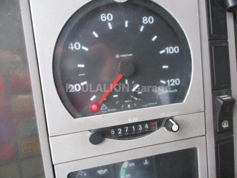 Camion MAN TGA 19.314 Multibenne