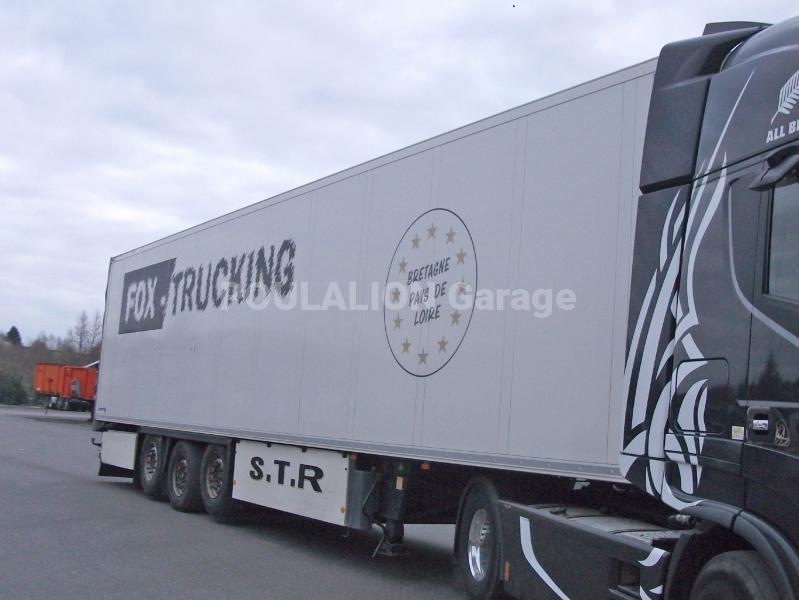 Semi-remorque Schmitz Cargobull SKO 24 Frigo Mono température