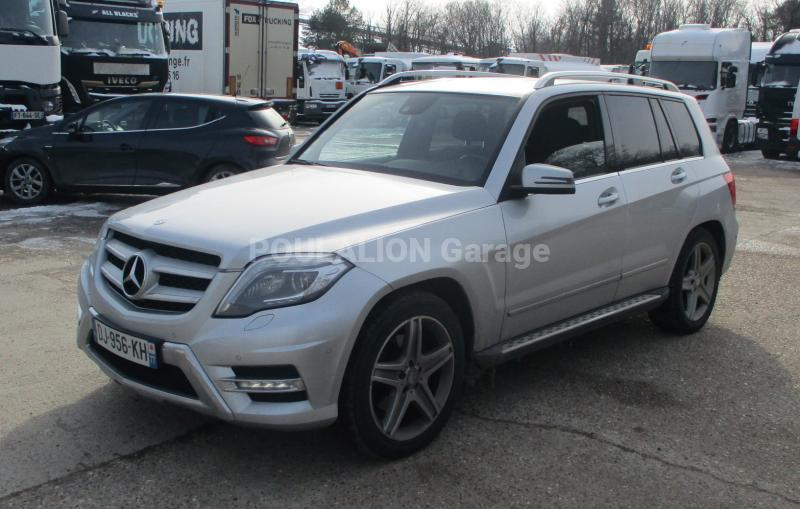 Voiture Mercedes GLK 350 Break