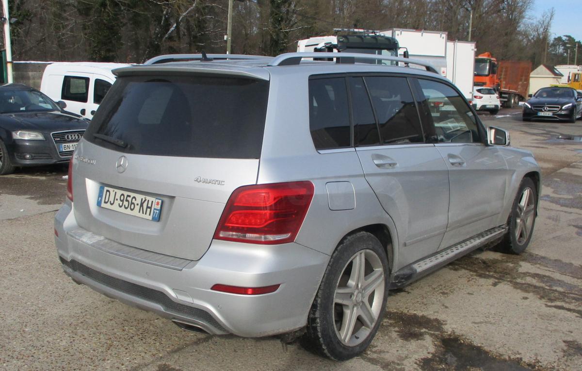 Voiture Mercedes GLK 350 Break