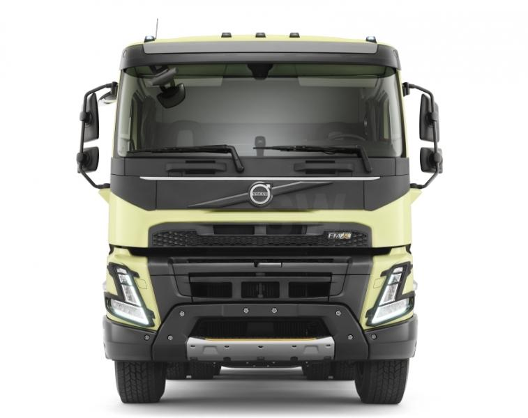 Camion Volvo FMX 460 Polybenne