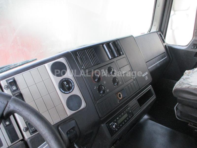 Camion MAN 19.314 Benne Benne arrière