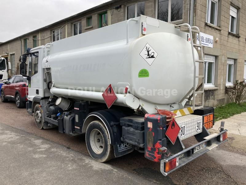 Camion Iveco Eurocargo 100E18 Citerne Hydrocarbures