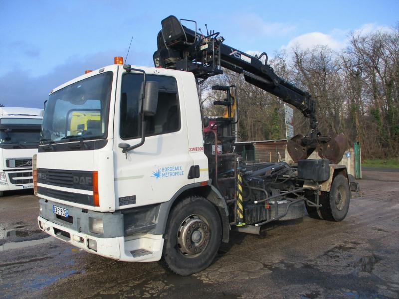 Camion DAF CF75 250 Polybenne