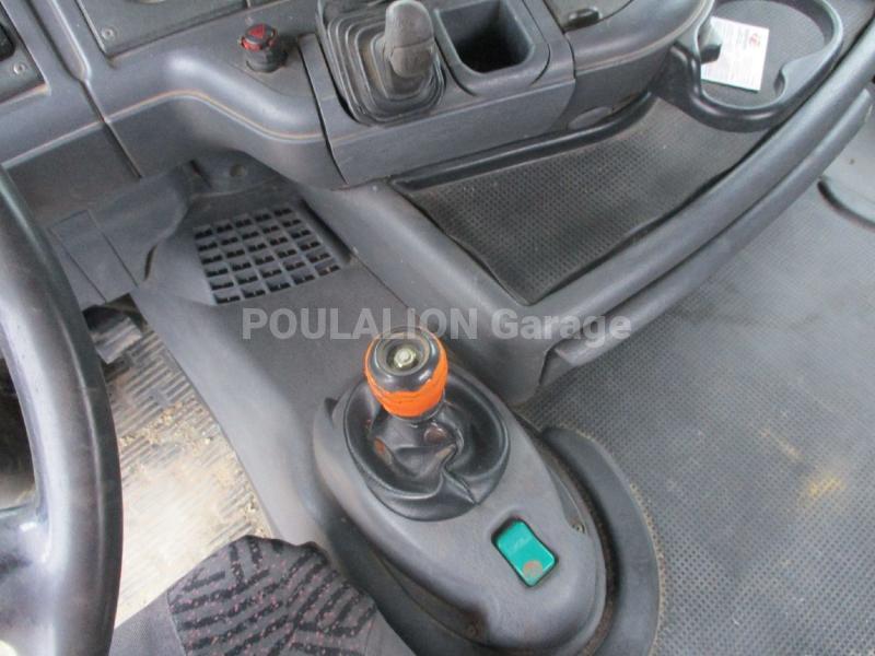 Camion Scania G 124G470 Polybenne