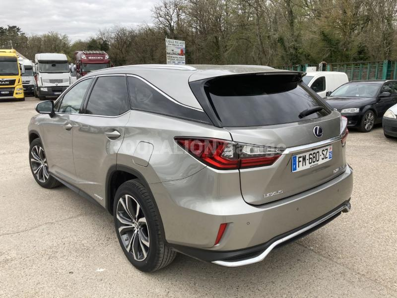 Voiture Lexus RX 450HL EXECUTIVE Berline